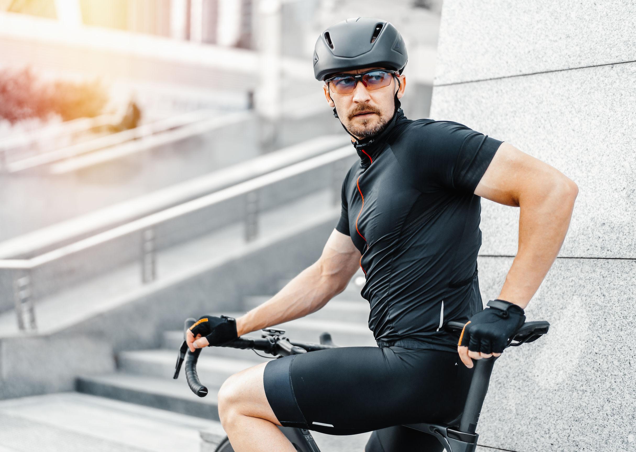 treinamento de ciclista