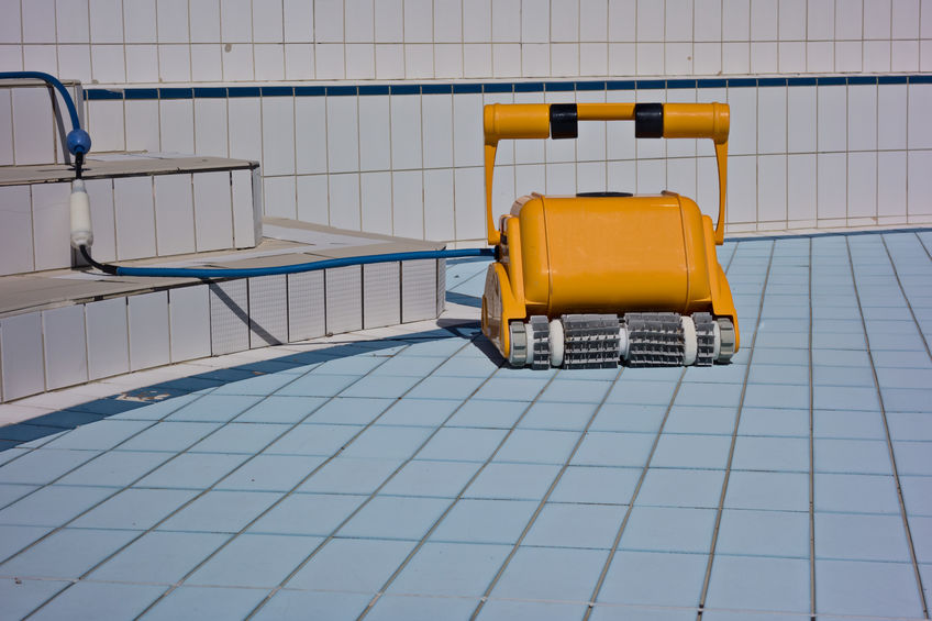 Limpador de piscina