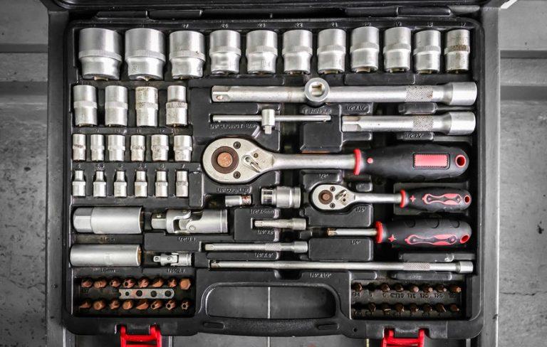 carrinho de ferramentas