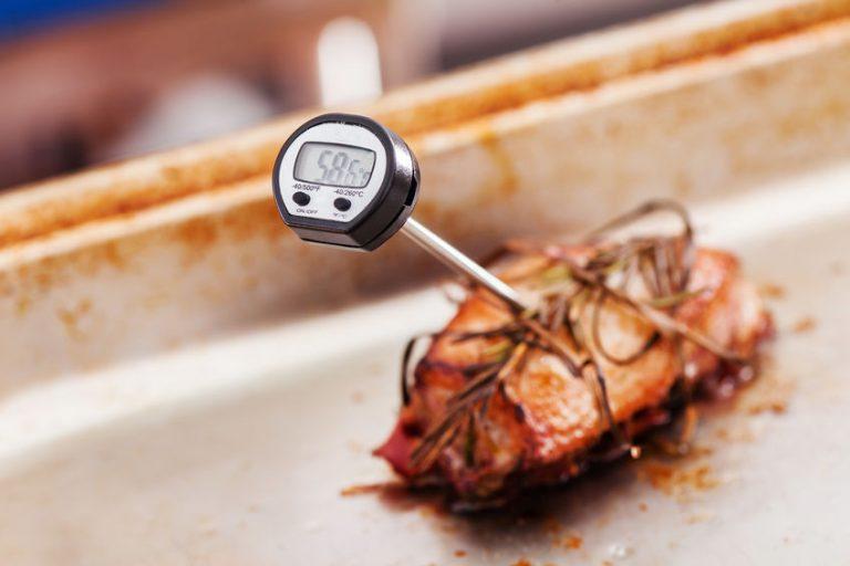 termômetro culinário