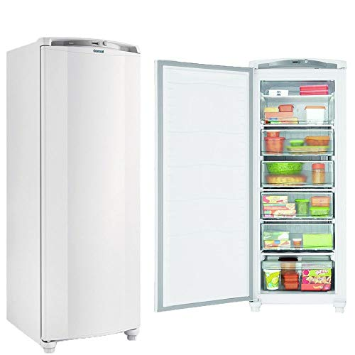 Freezer Vertical Consul 231 Litros Branco 127V - CVU26EBANA