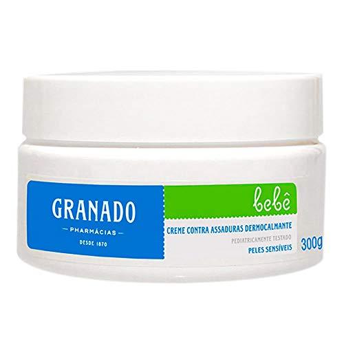 Creme Assaduras Dermocalmante Bebe Pele Sensíveis, Granado, 300g