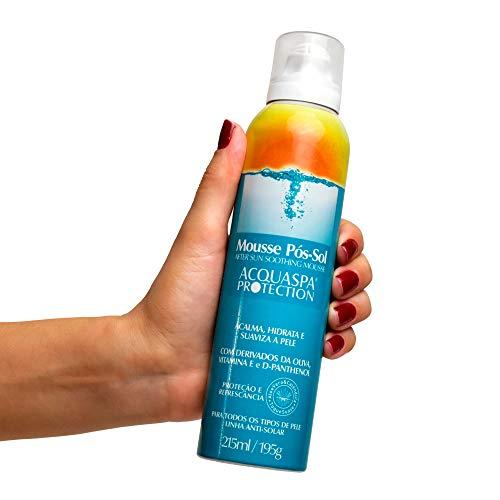 Mousse Corporal Pós Sol - Acquaspa Protection 215 ml