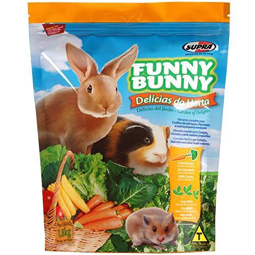 Funny Bunny Ração Delícias da Horta - 500g