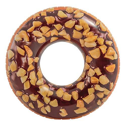 Boia Donut de Chocolate Intex