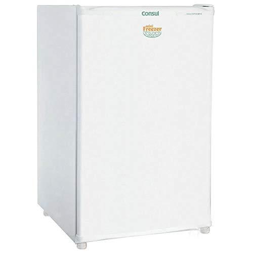 Freezer Vertical Consul Compacto 66 Litros Branco 127V - CVT10BBANA