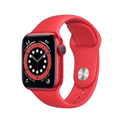 Apple Watch Serie 6 GPS 40MM Vermelho