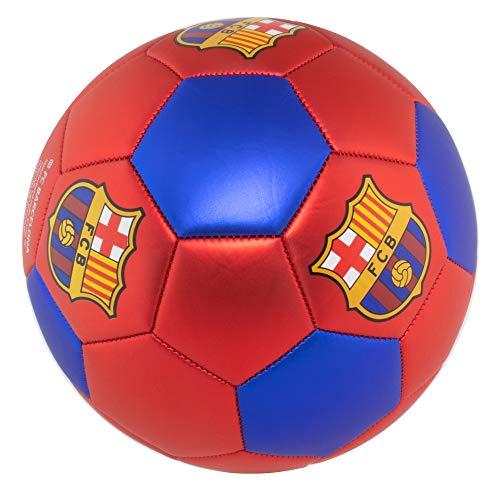 Bola De Futebol De Campo, Barcelona, Maccabi, Vermelho e Azul