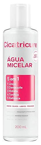 Agua Micelar 200Ml, Cicatricure