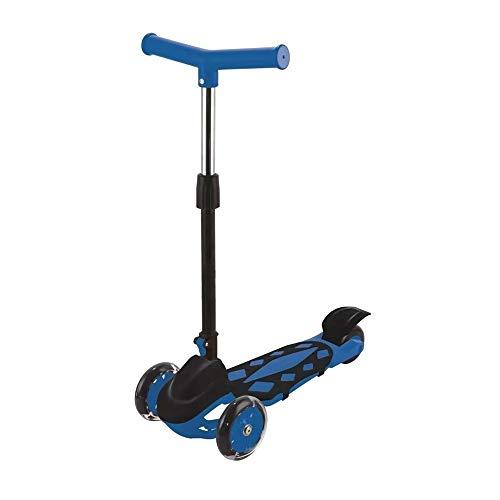 Patinete Radical Power Azul, DM Toys