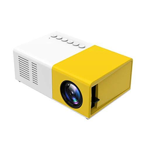Mini Projetor Led Portátil Full Hd 600 Lumens Usb Av Yg300
