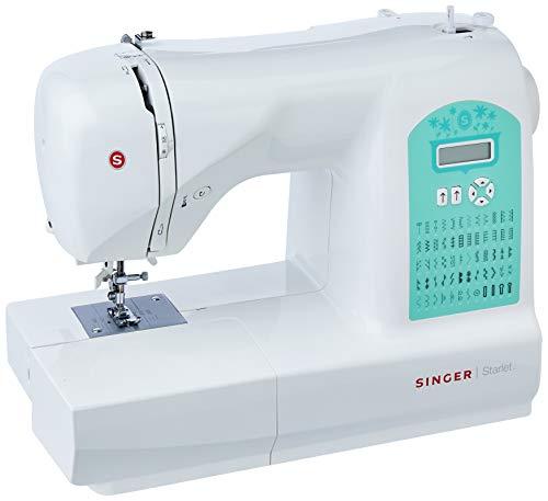 Máquina de Costura Singer, Starlet 6660, Eletrônica, 127V