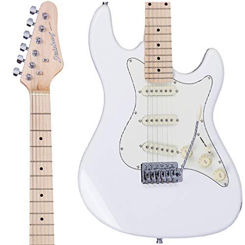 Guitarra Strinberg Sts100 Wh Stratocaster