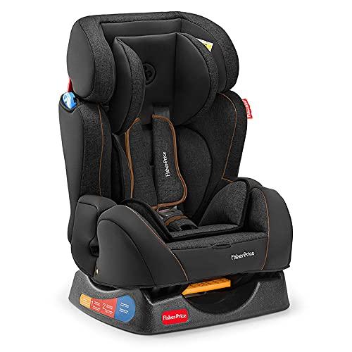 Cadeira Para Auto Fisher Price Hug Até 25Kg Preta - BB576, Ficher-Price, Preto