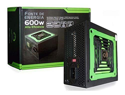Fonte 600W Onepower - 70% Eficiência - MP600W3-I