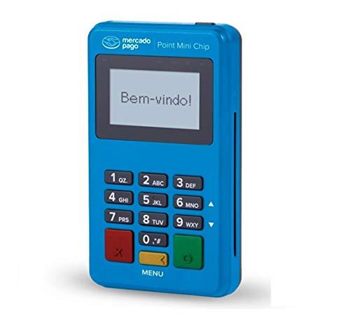 Leitor De Cartão Point Mini D175 Maquininha Chip Wifi