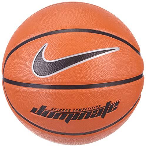 Bola de Basquete Dominate 8P Tam 7, Marrom, Nike