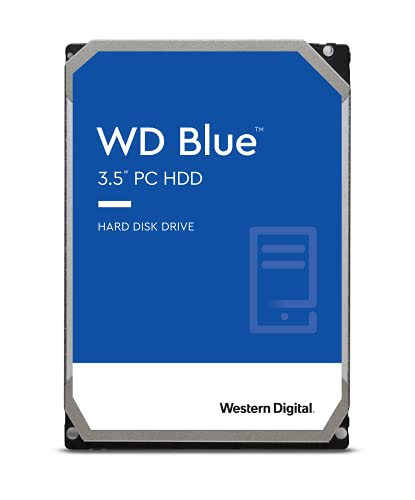 HD Interno 1Tb Desktop, Western Digital, HD Interno, Prata