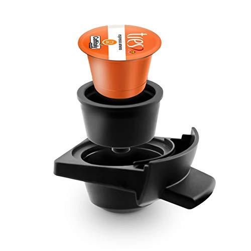 Multicap - Adaptador de cápsulas Três para Cafeteiras Dolce Gusto