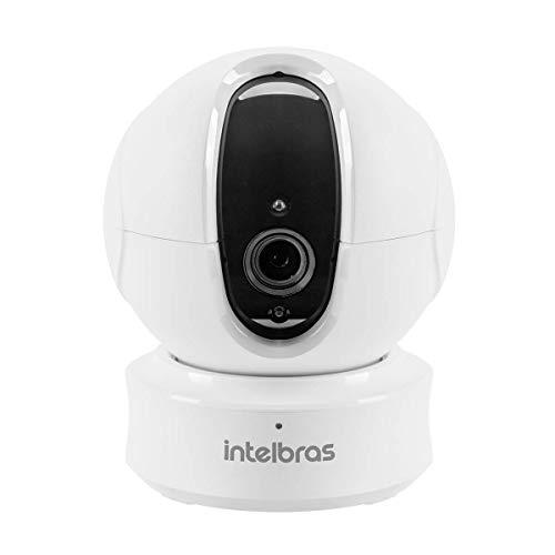 Câmera de Segurança Intelbras Mibo IC4 Wi-Fi HD 360°