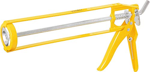 Aplicador Para Silicone Amarelo, Vonder Vdo137 Vonder Amarelo