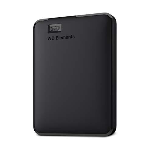 Western Digital WDBU6Y0020BBK Externo Portátil Elements USB 3.0 2TB
