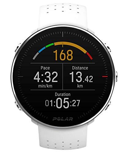 Relógio para Esportes com GPS, Polar, Vantage M, Branco, M-G