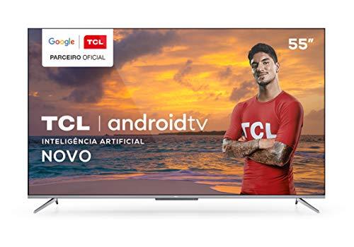 Smart TV TCL LED Ultra HD 4K 55