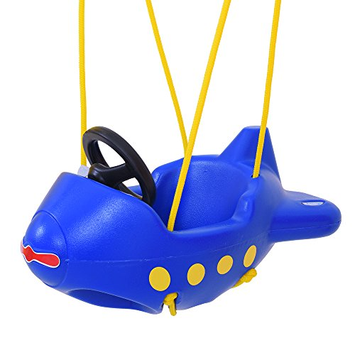 Balanço Avião Xalingo Azul