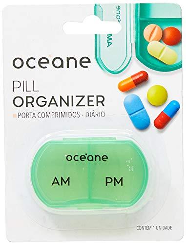 Organizador para Remédios, Diário, Colorido, Pill Organizer, Océane, Océane, Colorido