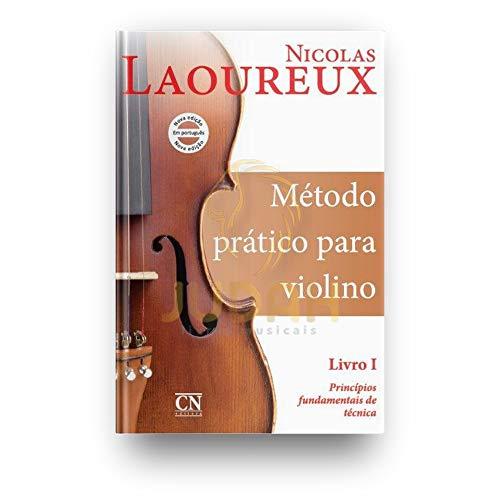 Laoureux - Metodo Pratico Para Violino Livro I - CN-022