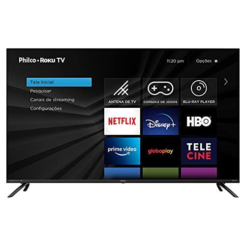 Smart TV Philco PTV50RCG70BL Roku 50