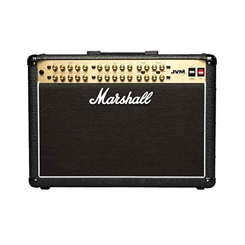 Amplificador Valvulado Marshall JVM410C Combo para Guitarra 100W 2x12