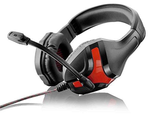 Headset Gamer Warrior, P2, Fone De Ouvido com Microfone - PH101