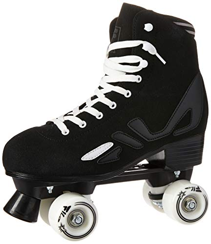 Patins Quad Fila Logo Black Unissex Fila Skates unissex PRETO 36