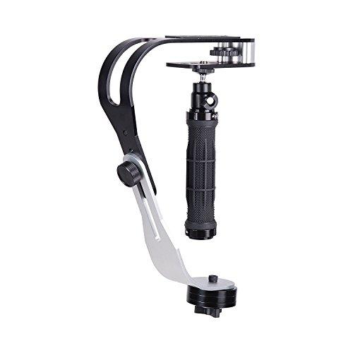 Estabilizador de câmera com laço portátil SLR DV para câmera de vídeo portátil estabilizador de tiro e choque