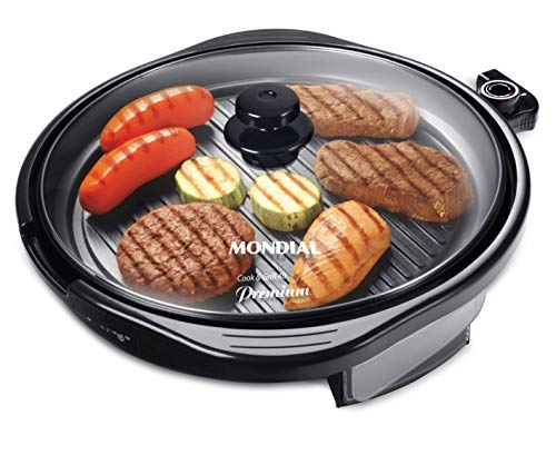 Grill Mondial, Cook & Grill 40cm Premium, 127V, Preto, 1270W - G-03