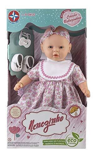 Boneca Nenezinho Vest Estrela