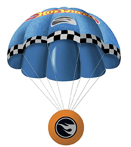 Brinquedo Parachuters Hot Wheels, Candide