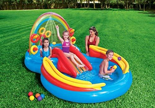 Piscina Playground Arco Íris 206L 57453 Intex