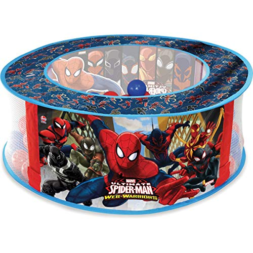Piscina de Bolinhas Spider-Man 100 Lider