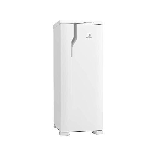 Geladeira/Refrigerador Cycle Defrost Electrolux Degelo Prático 240L Branco (RE31) 220V