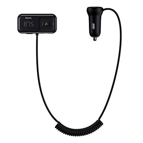 Transmissor FM Mp3/wma/wav Bluetooth Carregador Dual USB + Micro sd Typed S-16