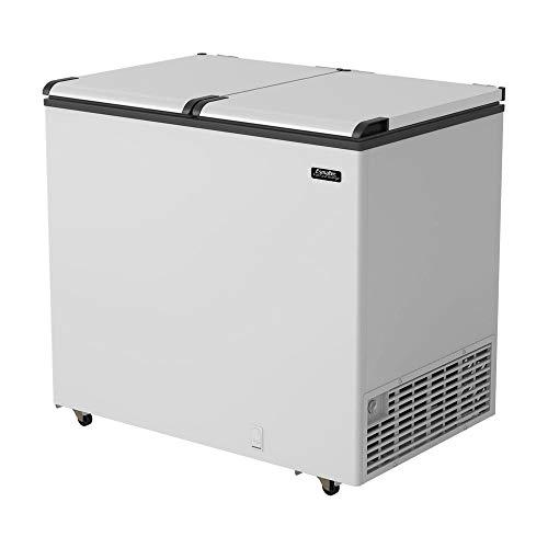Freezer/Conservador Horizontal Esmaltec ECH350 Branco 325L Tripla Ação -24ºC a 5º 110v 110v