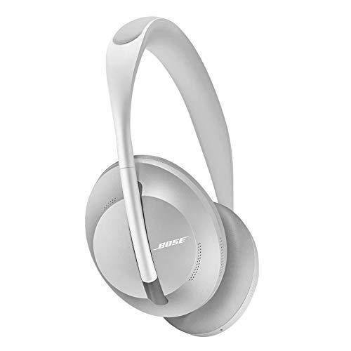 Fone de ouvido 700, Noise Cancelling, Bose, Prata com Alexa Integrada
