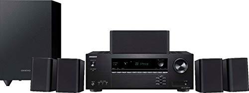 Home Theater Onkyo - Ht-s3910 Dolby Atmos E Dts 80w Por Canal - 110v