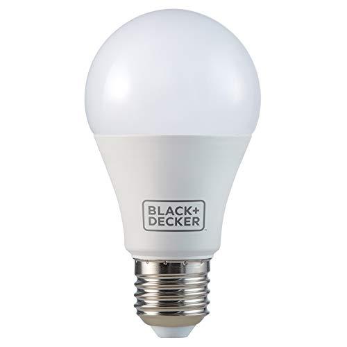 Lâmpada LED Bulbo A65 6500K 100-240V Não Dimerizável, Black+Decker, BDA6-1300-02, 15 W
