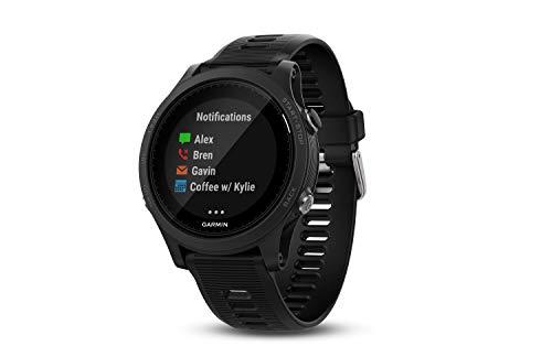 Forerunner 935 Smartwatch Para Corrida/Triathlon, Garmin, Preto/Cinza