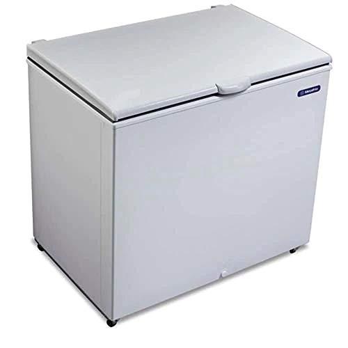 Freezer e Refrigerador Horizontal Metalfrio (Dupla Ação) 166 Litros DA170 110v 110v