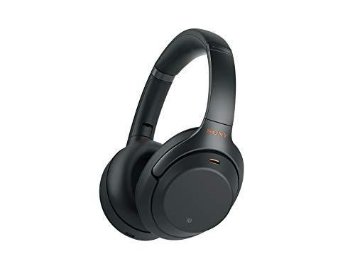 Headphone Wh-1000Xm3 Com Noise Cancelling, com Alexa Integrada